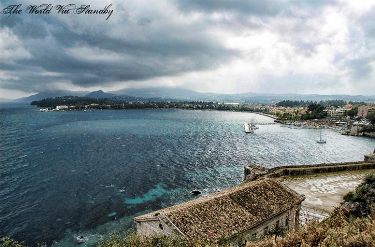 corfu, greece, ionian island, worldviastandby