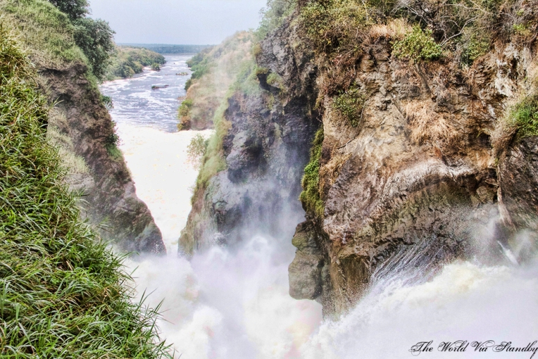 murchison falls, worldviastandby, uganda, africa, nile