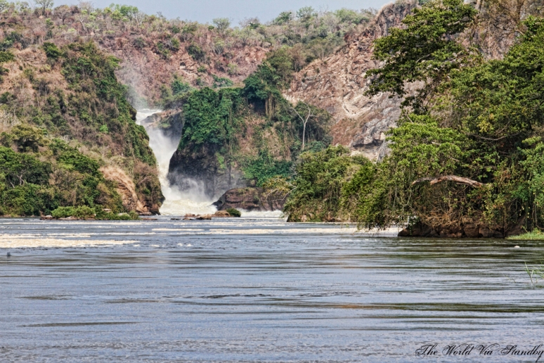 murchison falls, worldviastandby, uganda, africa